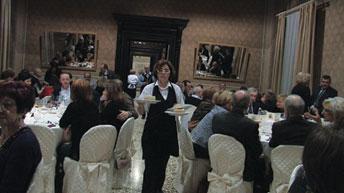 sale da pranzo Gran Gala 2013