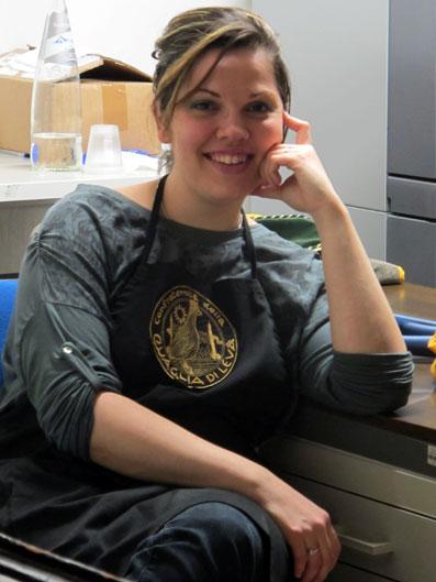 Jenny Bedin artista del dolce