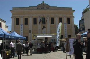 piazza Umberto I Camisano vicentino