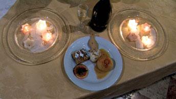 dessert del Gran Galà 2013
